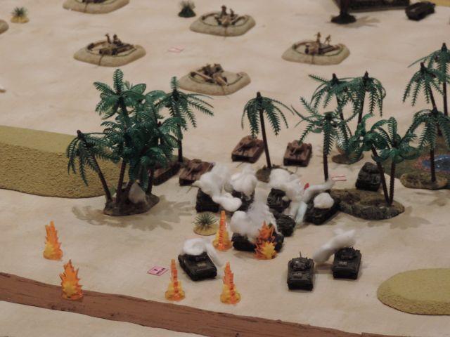 Mein Panzer - Artillery Barrage