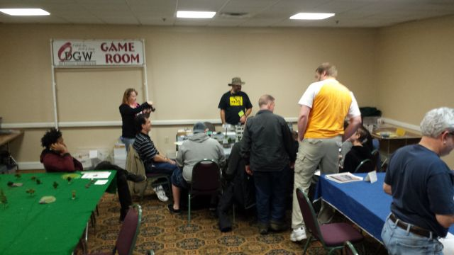 ODGW Game room
