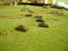 Counter-attack at Horton Cross E