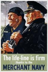 Merchant Navy poster