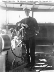 William A. Glassford - USS Chauncey
