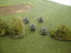 Counter-attack at Horton Cross A