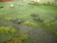 Counter-attack at Horton Cross F