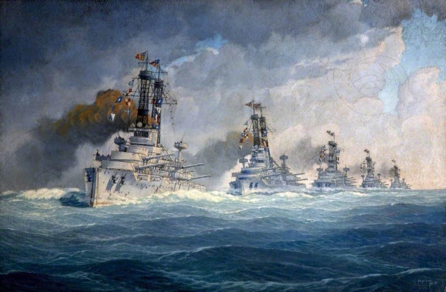 US In Grand Fleet