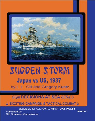 Sudden Storm Now on Sale!!