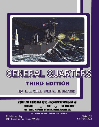 35% off Sale on General Quarters III Rules